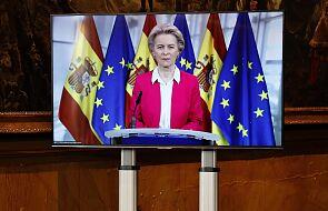 Komisja Europejska proponuje strategię w sprawie testowania. Zapowiada szczepionkę na wiosnę