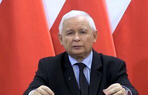 J. Kaczyński: ci, którzy uczestniczą w protestach, dopuszczają się przestępstwa; wzywam do obrony Kościoła