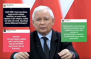 Kaczyński wzywa do obrony kościołów. Księża odpowiadają: Nie róbcie tego!