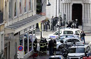 Trzy osoby zginęły, kilka rannych w ataku nożownika w Nicei