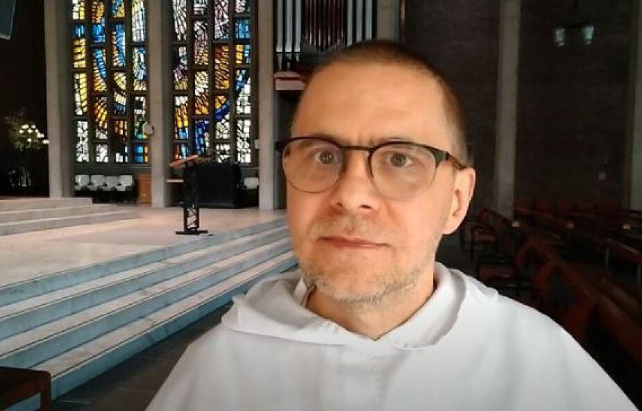 Paweł Gużyński OP: księża muszą wyjść przed kościół i rozmawiać z ludźmi