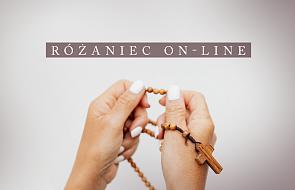 Różaniec on-line w intencji chorych i pokoju. Dołącz do modlitwy na żywo [TRANSMISJA LIVE]