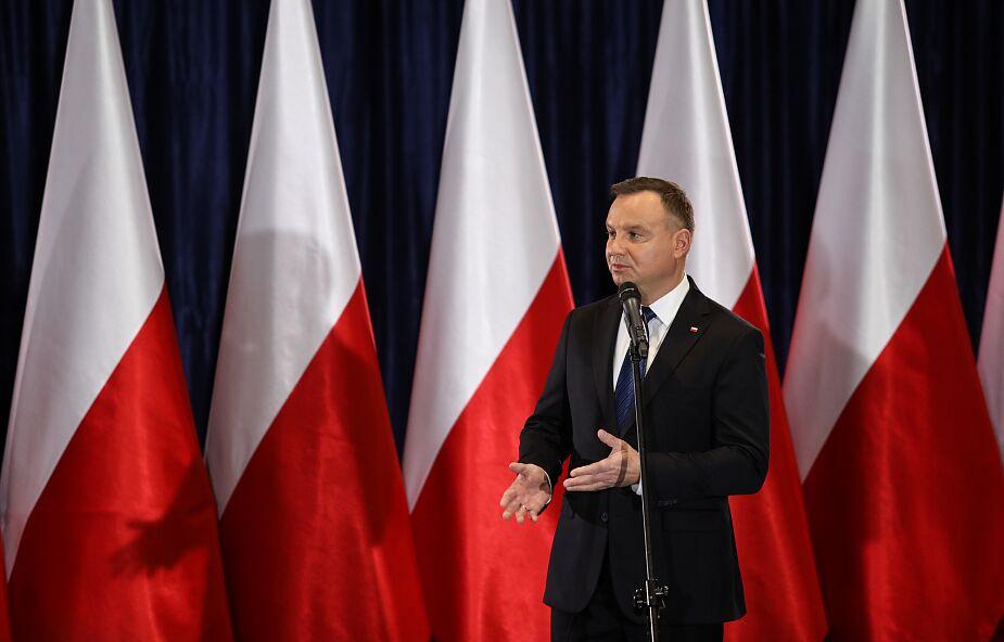 Andrzej Duda: nie może być tak, że prawo nakazuje kobiecie tego typu heroizm