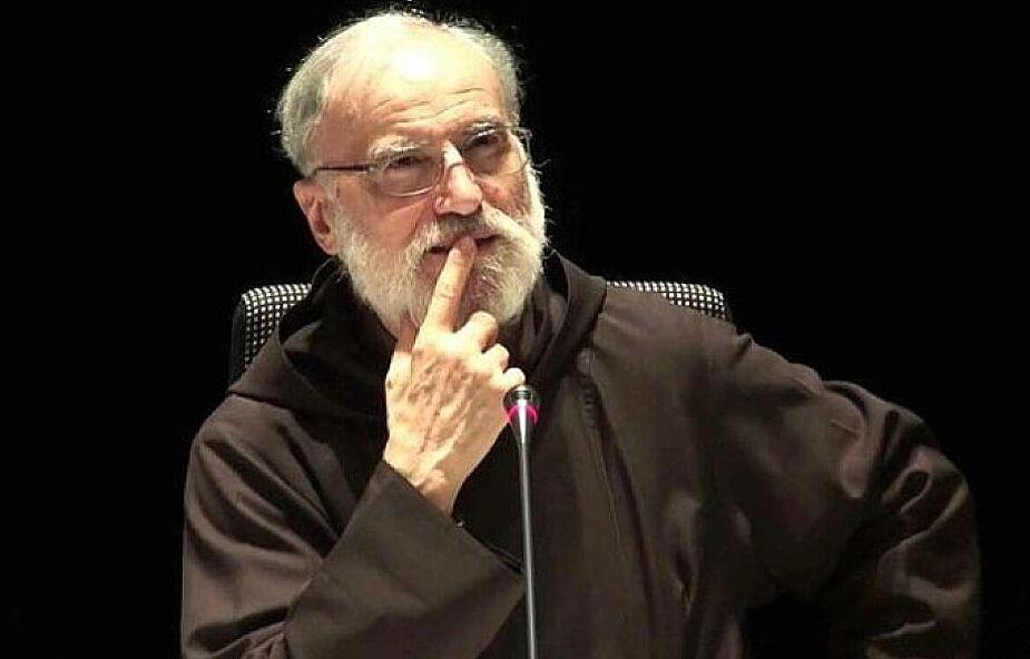 Ojciec Cantalamessa: mój kardynalat to uznanie dla Słowa Bożego