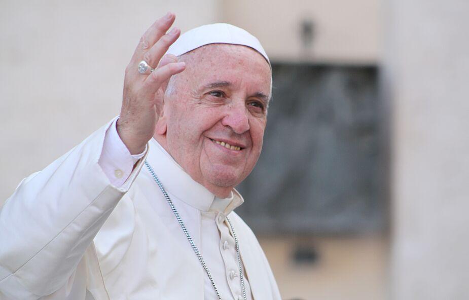 Papież powierza Peruwiańczyków miłosierdziu Pana Cudów