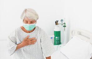 Chorzy na COVID-19 w domach zmierzą saturację i tętno, przekażą dane, pomiary będą monitorowane