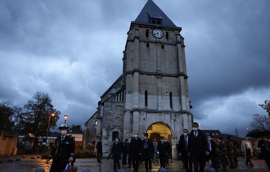 Kościoły we Francji będą jutro otwarte, ale w środku będzie czuwała policja