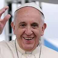 Zdjęcie autora: papież Franciszek