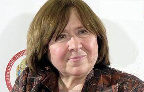 Noblistka Swiatłana Aleksijewicz obawia się, czy zdoła wrócić do Białorusi