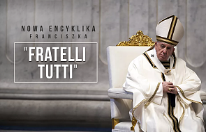 "Encyklika ""Fratelli tutti"""