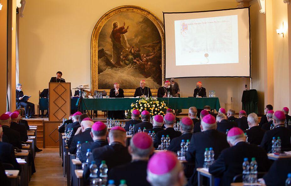Biskupi polscy do papieża: pragniemy tworzyć nowy styl życia w duchu Ewangelii