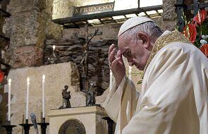 Jeśli denerwuje Cię takie postępowanie Papieża, nie miej do Niego pretensji. Miej pretensje do św. Franciszka