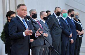 Prezydent dokonał zmian w składzie Rady Ministrów