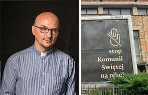 Grzegorz Kramer SJ: każdy powinien mieć możliwość przyjęcia komunii w sposób, jaki uważa za słuszny