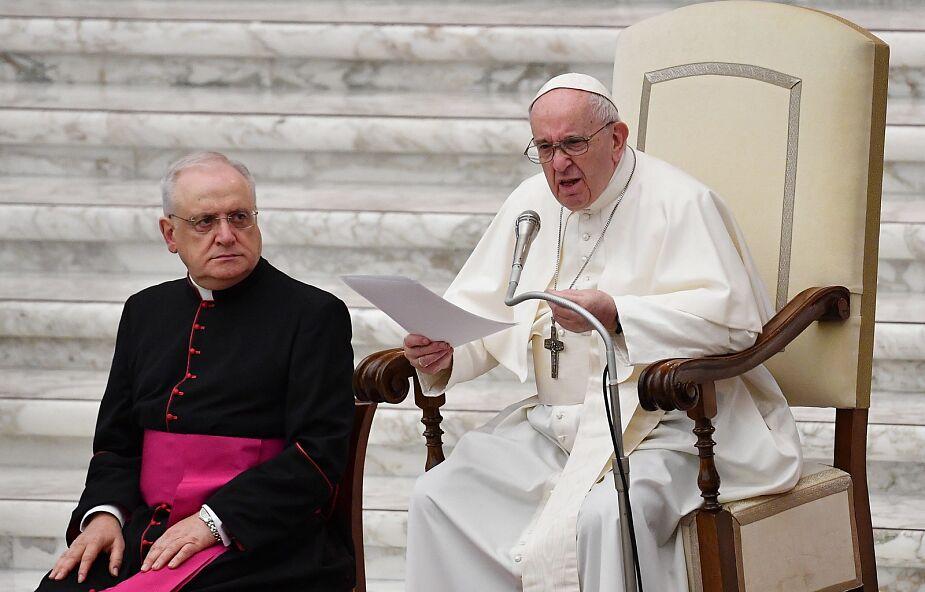 Franciszek: Eliasz nauczycielem jak łączyć modlitwę z życiem aktywnym i sprzeciwem wobec nadużyć