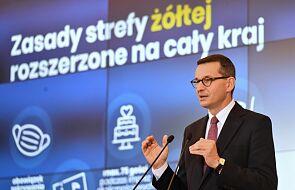 Premier o powiązaniu praworządności z budżetem UE: skorzystamy z prawa sprzeciwu, jeśli nie dojdziemy do porozumienia