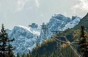 Tatry: śnieg na Kasprowym Wierchu