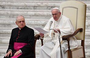 Papież: kiedy gospodarka traci ludzką twarz, stajemy się sługami pieniędzy