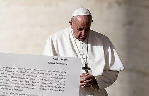 """Ofiara księdza pedofila pisze list do papieża Franciszka. """"Kiedy miałem 12 lat, stanął na mojej drodze potwór"""""""