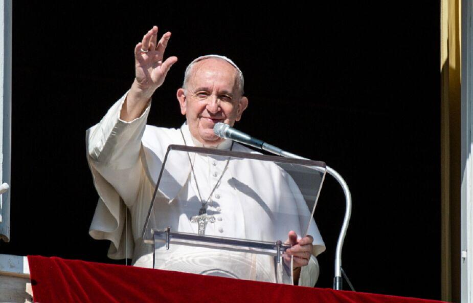 Papież przyjął na audiencji misjonarza uwolnionego z rąk terrorystów