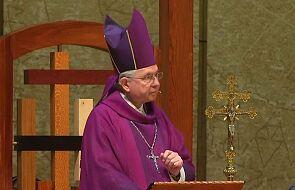 Biskupi USA: przepraszamy ofiary McCarricka
