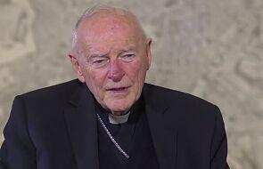 Andrea Tornielli: przypadek McCarricka pozostaje dla kościoła krwawiącą raną