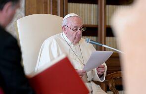 Franciszek zachęcił Polaków do odpowiedzialnego korzystania z wolności