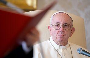 Papież wyraził swą bliskość wobec ofiar wykorzystywania seksualnego