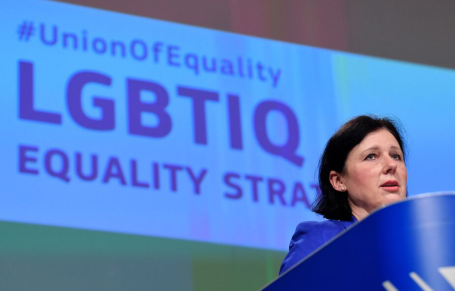 UE/ KE: przedstawiła pierwszą w historii strategię na rzecz równości osób LGBTIQ