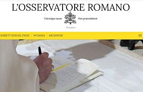 """""""L'Osservatore Romano"""" wyprowadza się z Watykanu"""