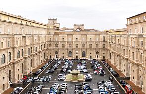 Watykan zamierza przestawić się na samochody z napędem elektrycznym