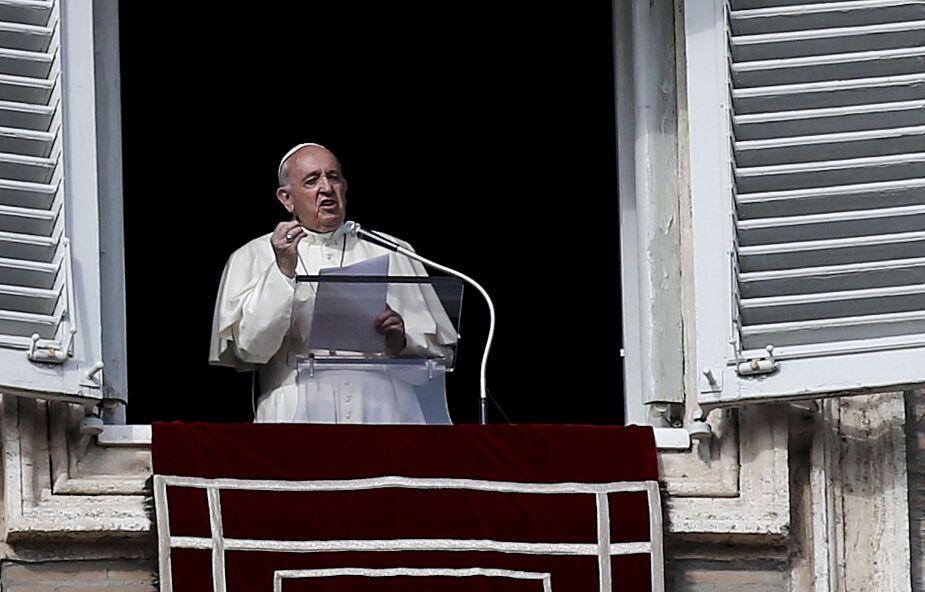Papież: wyciągnij rękę do ubogiego