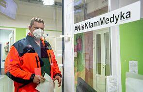 MZ: 21 988 osób w szpitalach z powodu koronawirusa; 2 114 osób pod respiratorami