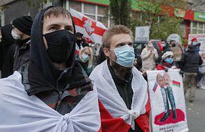 Białoruś / Wiasna: już ponad 100 zatrzymanych protestujących