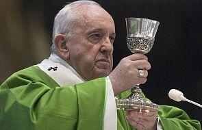 Franciszek zachęcił młodych Polaków do doceniania cnoty czystości