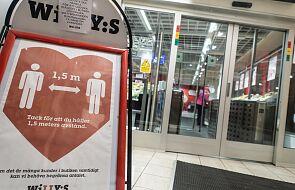 Pierwsza poważna koronarestrykcja w Szwecji, limit publicznych spotkań ograniczony do 8 osób