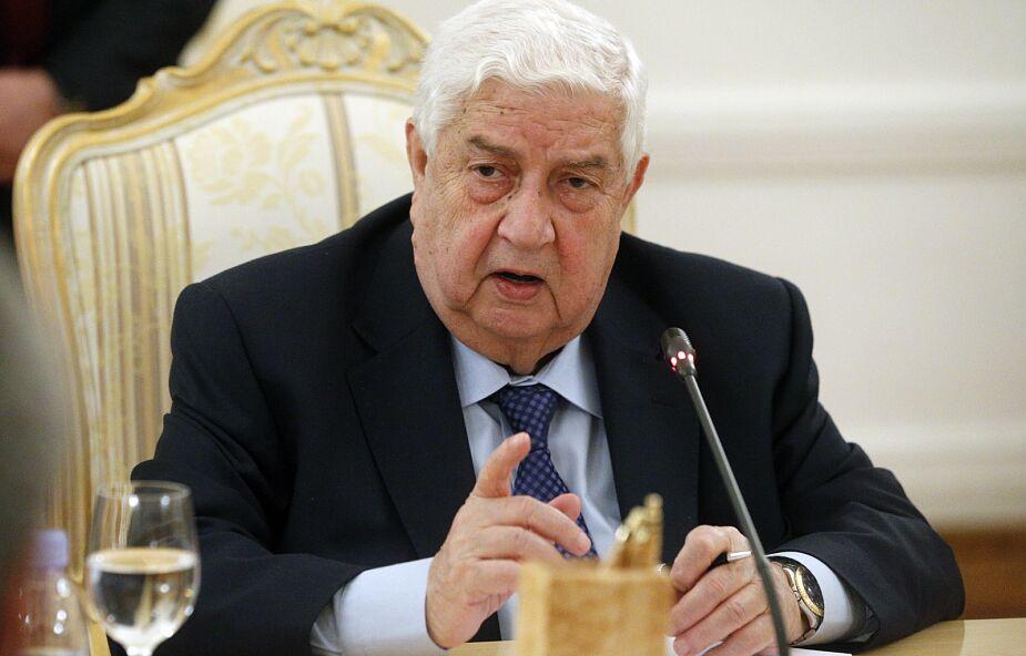 Syria: zmarł wieloletni szef MSZ Walid el-Mualim