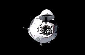 Kapsuła Dragon 2 zadokowała na Międzynarodowej Stacji Kosmicznej