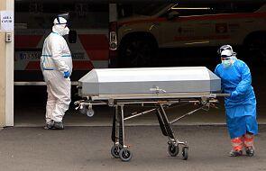 WHO: w Europie mniej nowych zakażeń koronawirusem, ale rośnie liczba zgonów na Covid-19
