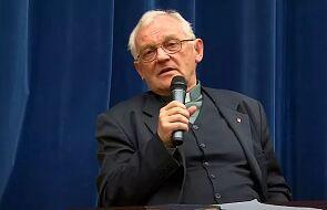 Ks. prof. Andrzej Szostek: gniew kobiet jest uzasadniony. To reakcja na obrzydliwy cynizm polityczny