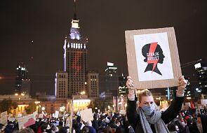 """Sondaż dla """"GW"""": Większość popiera protesty"""