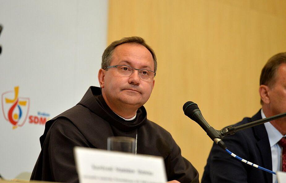 Bp Muskus: potrzebujemy kapłanów, którzy nie boją się świata