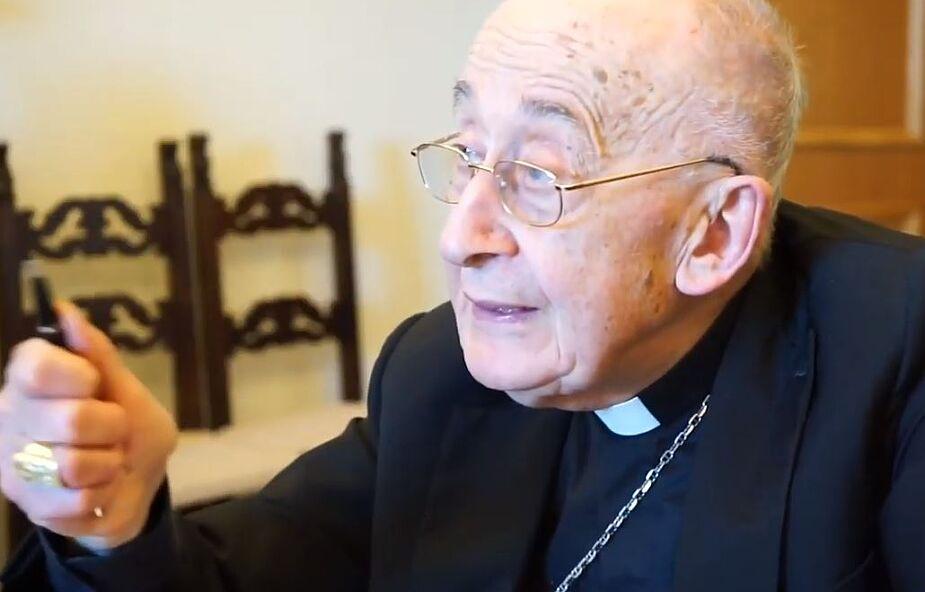 Stanowczy głos kardynała Ruiniego w obronie Jana Pawła II