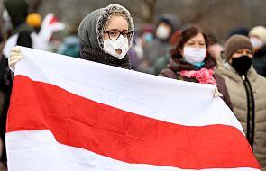 Ponad 100 osób zatrzymanych podczas protestów przeciw Łukaszence