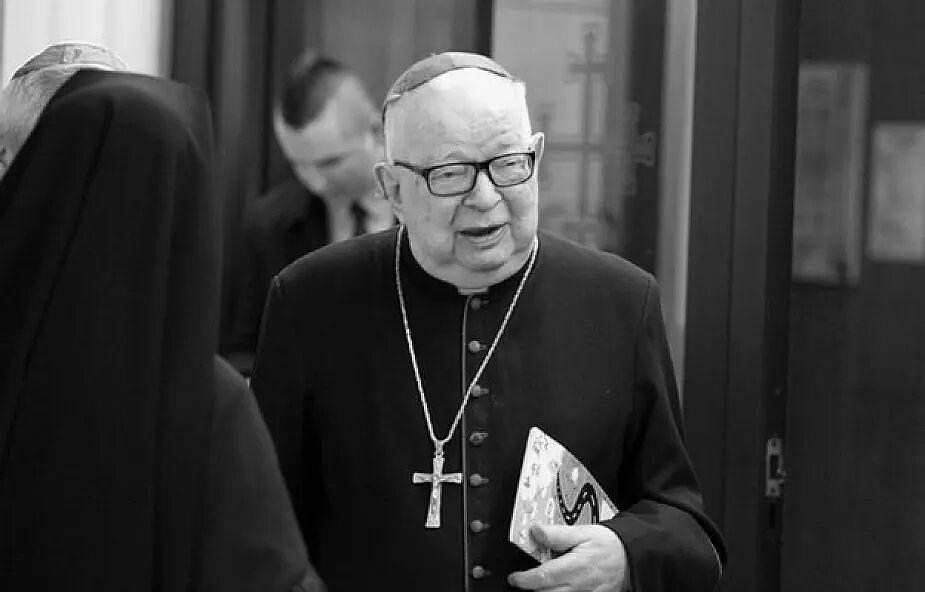 Gazeta Olsztyńska: Kard. Gulbinowicz został pochowany na cmentarzu komunalnym w Olsztynie