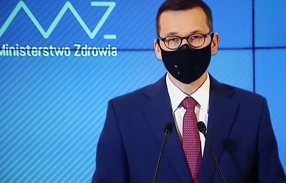 Morawiecki: gorąco dziękuję wszystkim, którzy oddali osocze, podano je już 8 tys. pacjentów