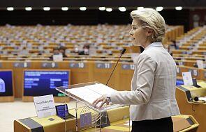 UE: szefowa KE ostrzega przed szybkim łagodzeniem restrykcji i trzecią falą