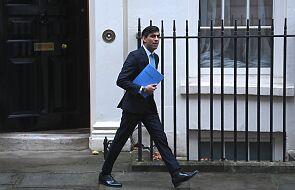 Brytyjski minister finansów: PKB spadnie w tym roku o 11,3 proc.