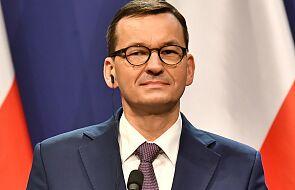 Premier: potwierdziłem kanclerz Niemiec naszą gotowość do zawetowania nowego budżetu UE