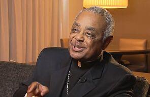 USA: kardynał-nominat Wilton Gregory zapowiedział, że będzie udzielał komunii Joe Bidenowi